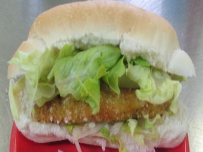 chicken sub