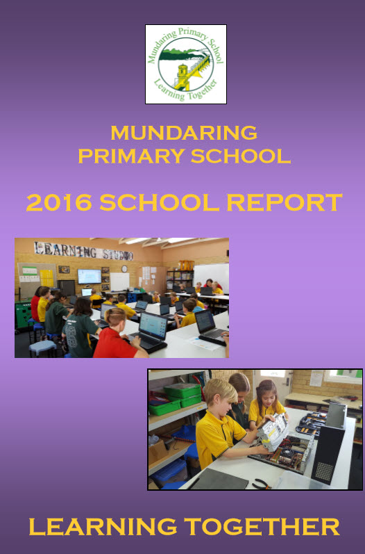 2016 Annual School Report