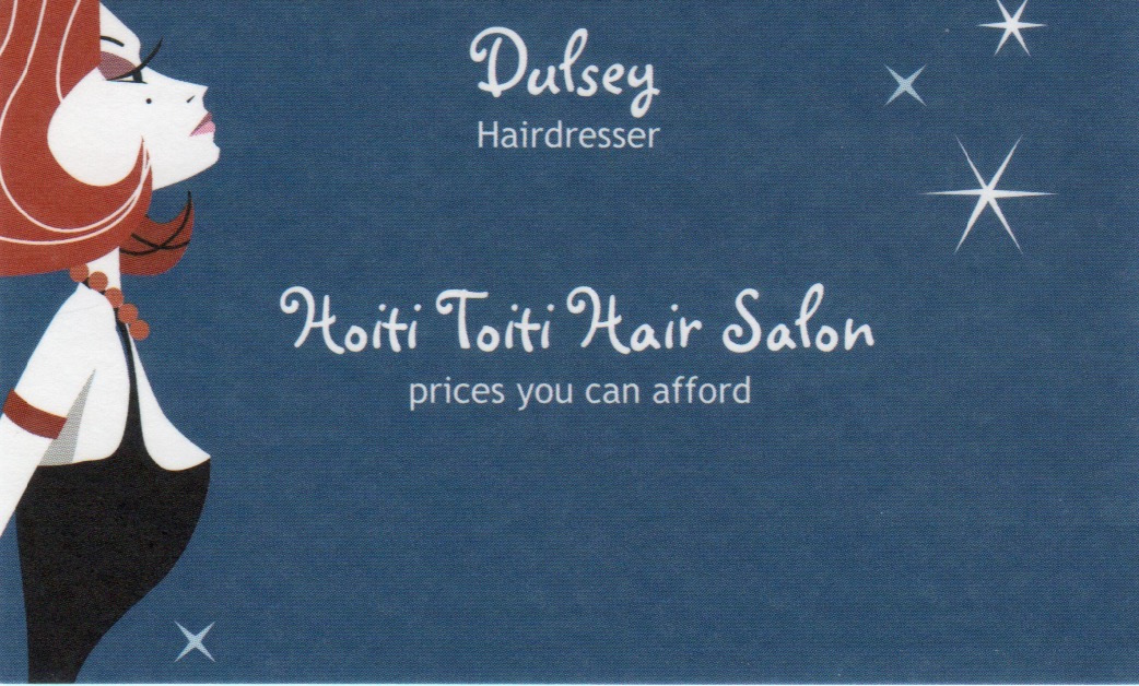 Hoiti Toiti Hair Salon