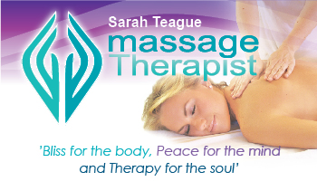 Sarah Teague massage