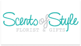 Scents of Style Florist card