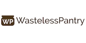 Wasteless Pantry logo